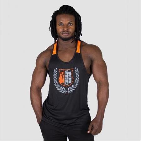 Lexington Tank Top - Orange - Stok Temizleme