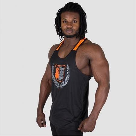 Lexington Tank Top - Orange