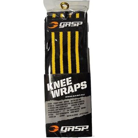 GASP KNEE WRAPS / Diz Sargısı-Squat ve Press Egzersizleri