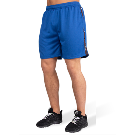 Reydon Mesh Shorts - Blue