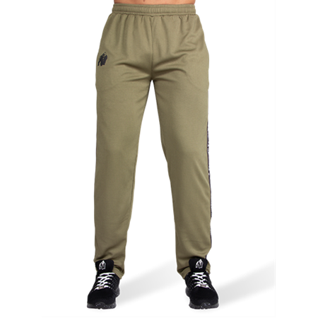 Reydon Mesh Pants - Army Green