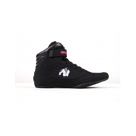 Gorilla Wear High Tops Black - Siyah