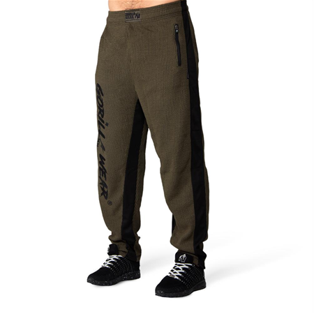 Augustine Old School Pants - Army