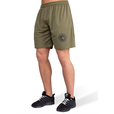 Forbes Shorts - Army Green