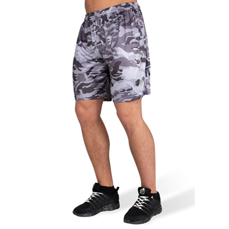 Kansas Shorts - Army Black Camo