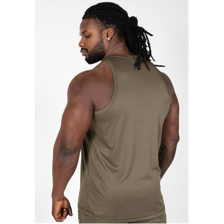 Branson Tank Top - Army Green